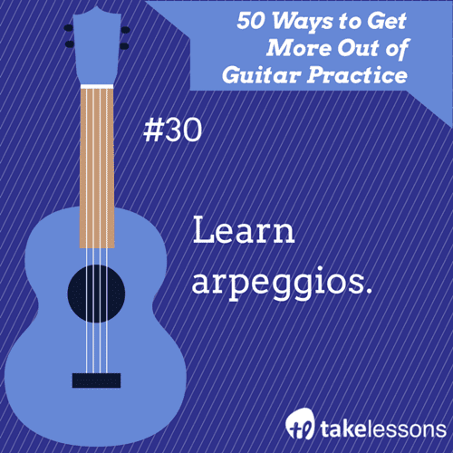 30: 50 Ways to Get More Out of Guitar Practice