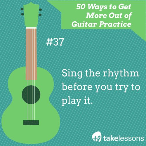 37: 50 Ways to Get More Out of Guitar Practice