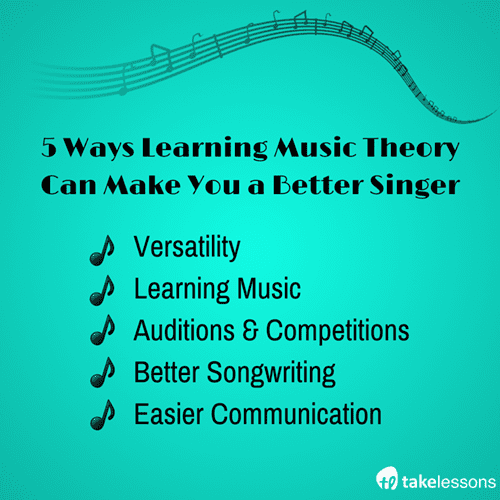 5 Ways Learning Music Theory Can Make You a Better Singer SHARE