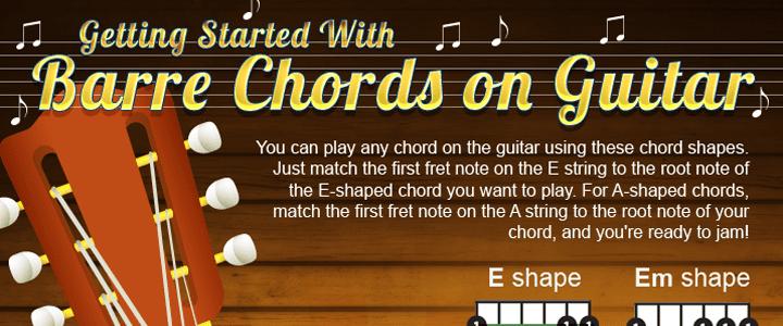 guitar barre chords