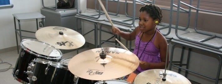 Is My Child Ready to Learn Drums