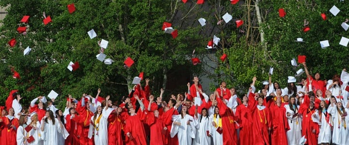6 Perfect Graduation Songs to Sing Along With