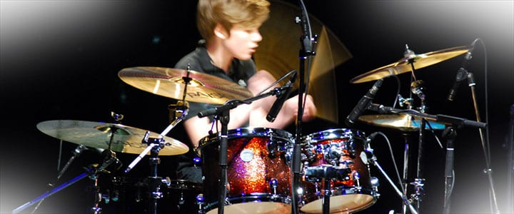 Get Inspired: 10 Young Drummers You Should Be Watching