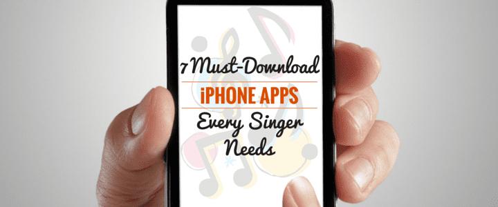 Singing Apps