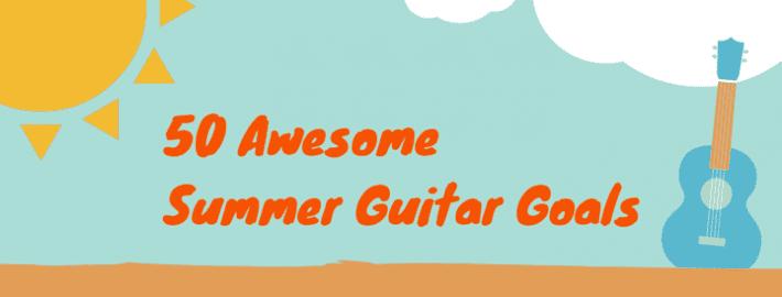 guitar goals