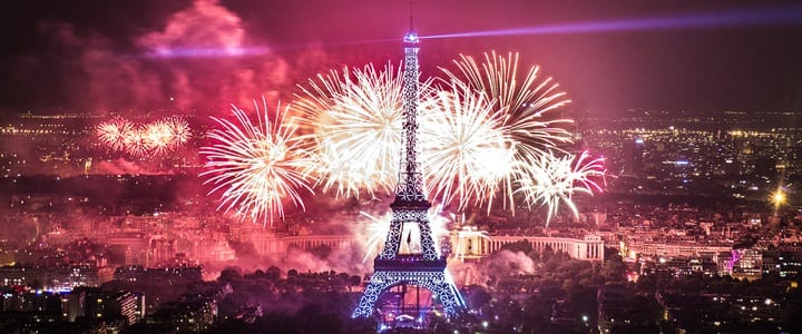 C'est la Fête Nationale! French Vocabulary for Bastille Day