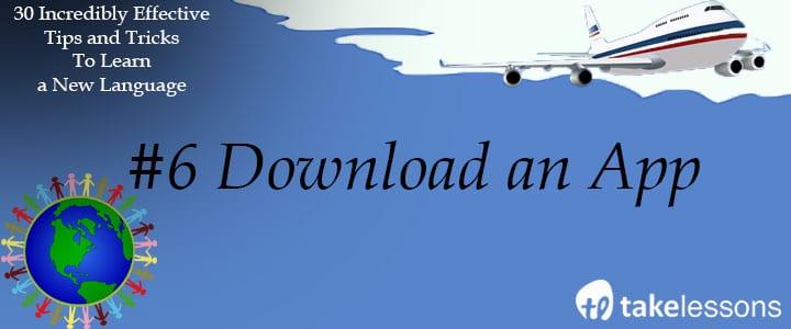 Download an app