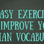 Header 3 Easy Exercises to Improve Your German Vocabulary