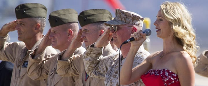 How to Nail the National Anthem - 5 Singers Who Got it Right