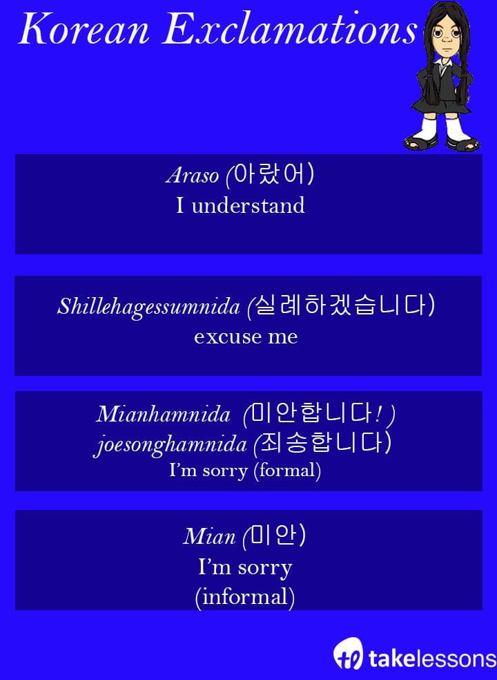 How to write hello in korean informally