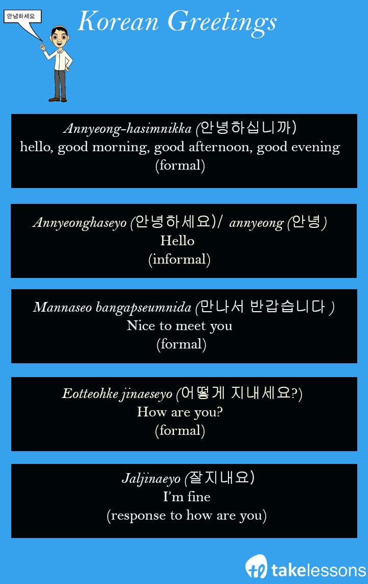 10 essential korean phrases you should know korean greetings kristyandbryce Choice Image
