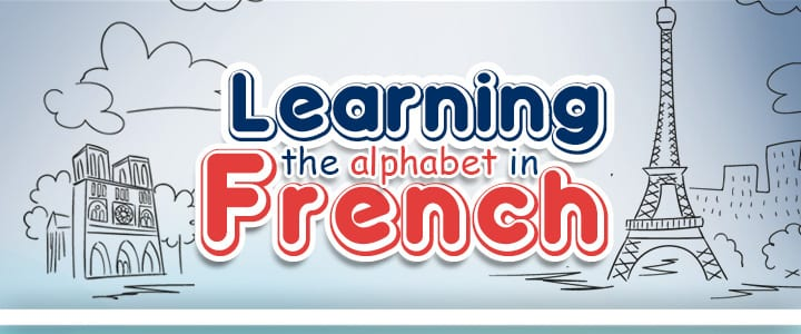 Listen and Learn: French Animal Alphabet Flashcards