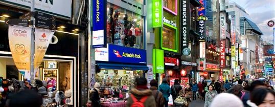 Visit Korea - Myeong-dong