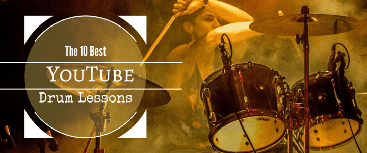 Learn Drums Online: The 10 Best YouTube Drum Lessons