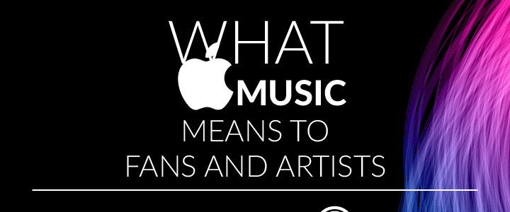 Infographic: What Apple Music Means to Artists and Fans