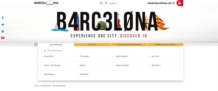 barcelona X