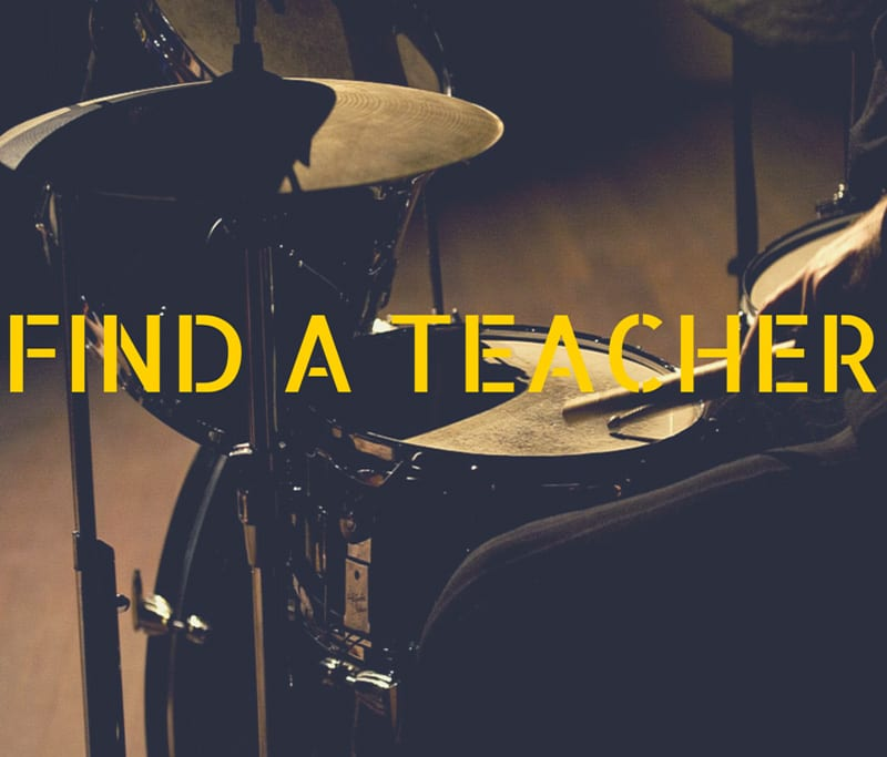 find a teacher
