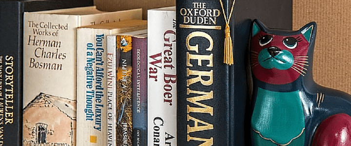 Top 5 German Books for Language Learning