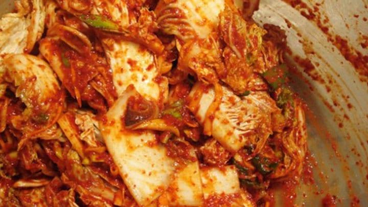 visit Korea - Kimchi