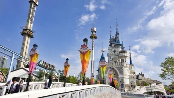 visit Korea - Lotte World