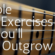 3 Simple Guitar Exercises that You'll Never Outgrow