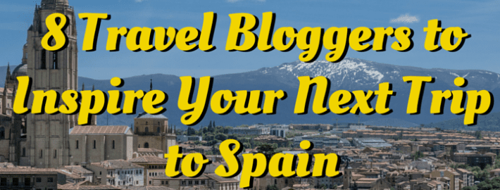spanish travel bloggers