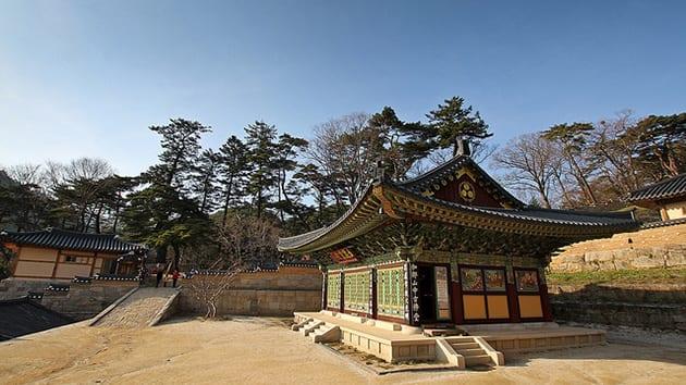 Visit Korea - Haeinsa Temple