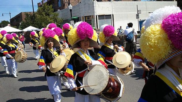 visit Korea - Korean Festival