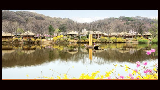 Visit Korea - Korean Folk Village