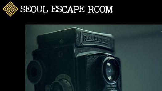 Visit Korea - Seoul Escape room