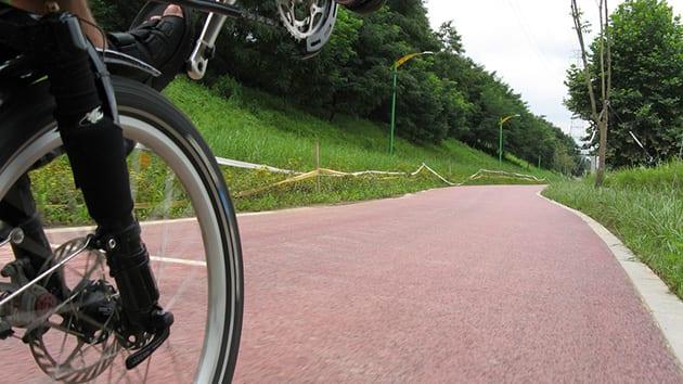 Visit Korea - cycle tour