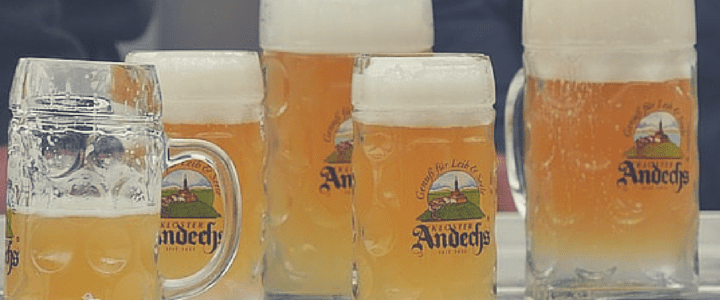 The Ultimate Beer Lover's Guide to German Beers [Infographic]