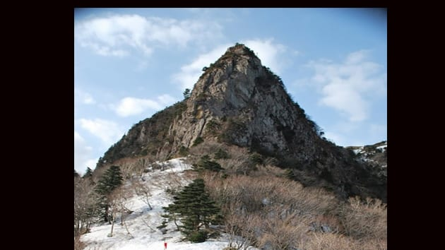 Visit Korea - hallasan mountain