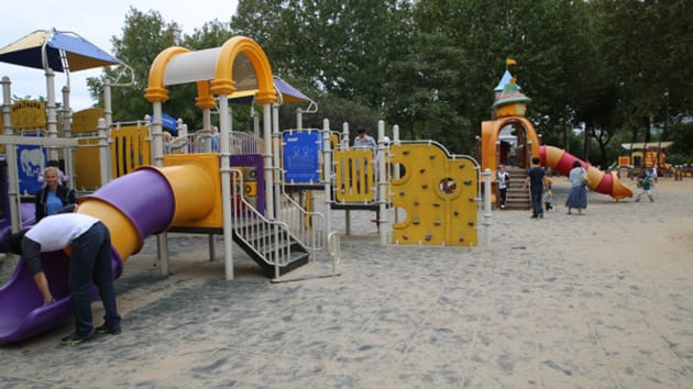 Visit Korea - kids park