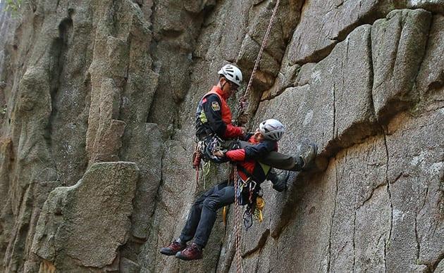 Visit Korea - mountaineering