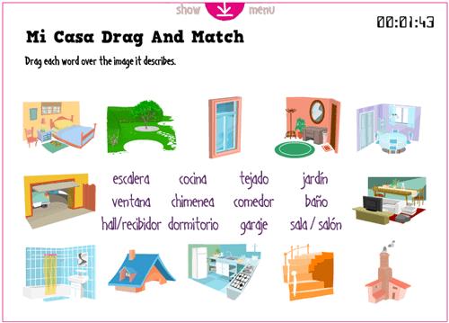 5 Fantastic and Free SpanishLearning Websites for Kids – Spanish for Beginners Worksheets