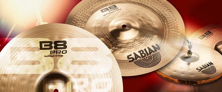 sabian b8 pro