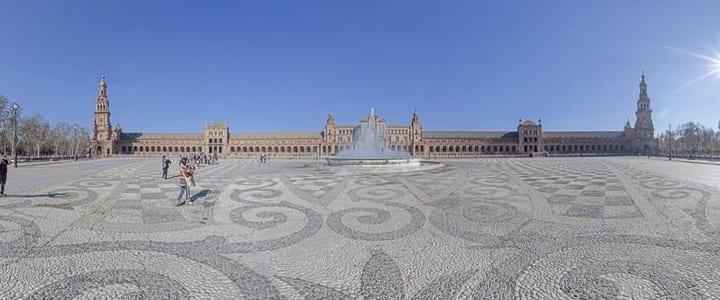 Sevilla panorama