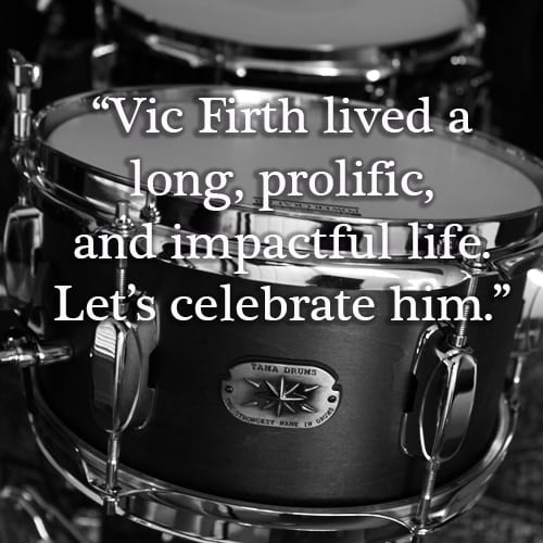 vic firth last