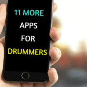 10 AppsforDrummers