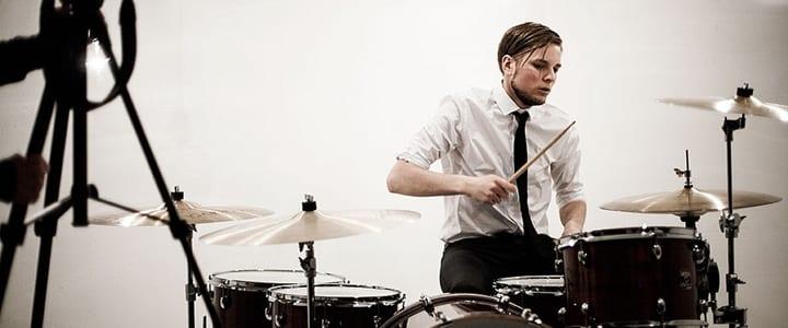 10 Intermediate Drum Songs
