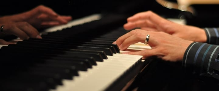 5 Easy Piano Duets