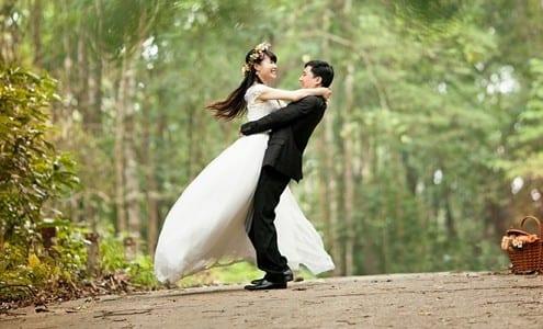 5 Unique Korean Wedding Traditions