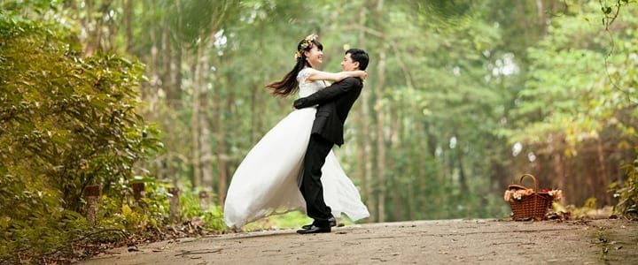 5 Unique Korean Wedding Traditions