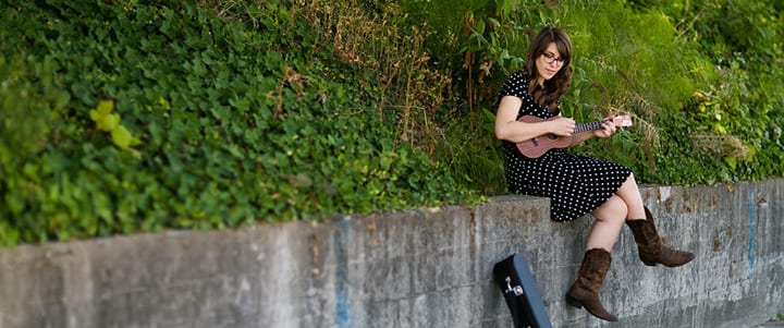 How Ukulele Artist Danielle Ate the Sandwich Built Her Music Career Online