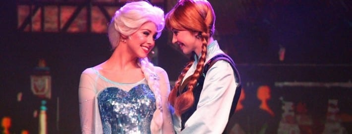 Disney Live auditions