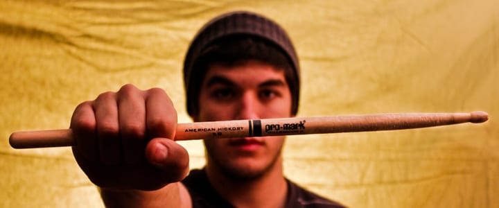How to Hold Drum Sticks Traditional Grip vs. Matched Grip