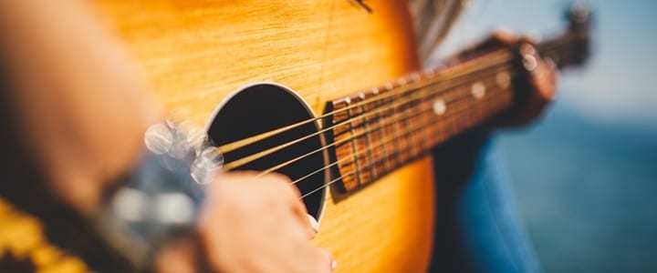 Beginning Guitar Tips: How to Master the F Chord