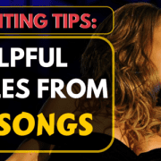 Songwriting Tips 11 Helpful Examples Revised