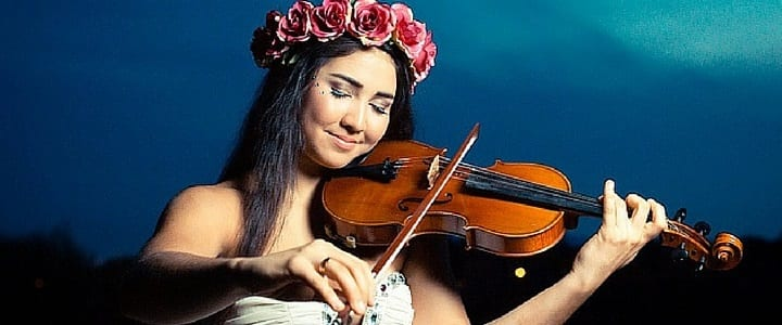 best violin songs